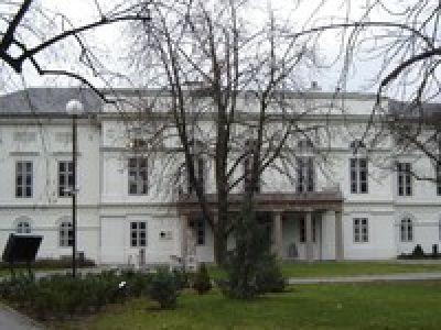 Orczy kastély felújítás
